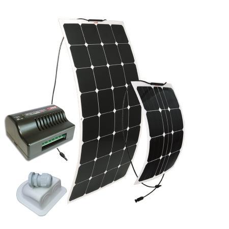 Flexibel-zonnepaneel-KIT