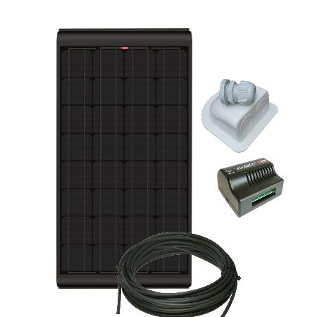 Zonnepaneel-black-camper-caravan-boot-KIT