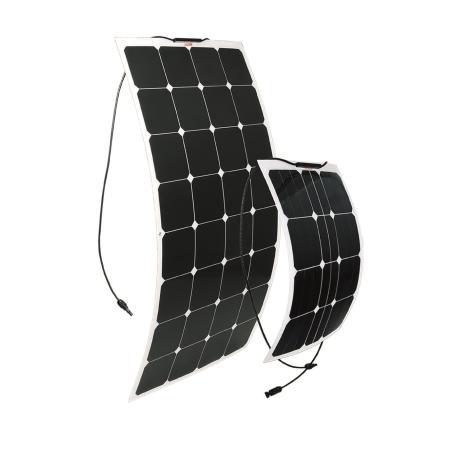 Flexibel-zonnepaneel